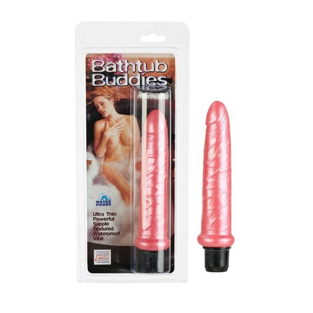 Bathtub Buddies Massager - Rose