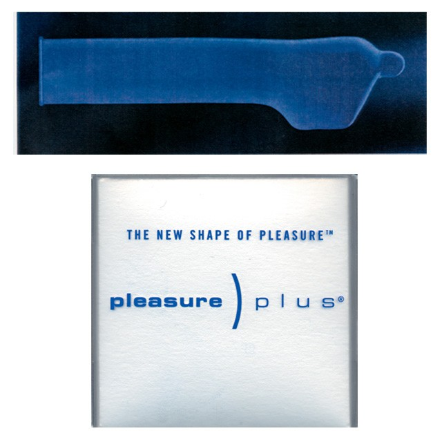 Pleasure Plus Condoms (12 pack)