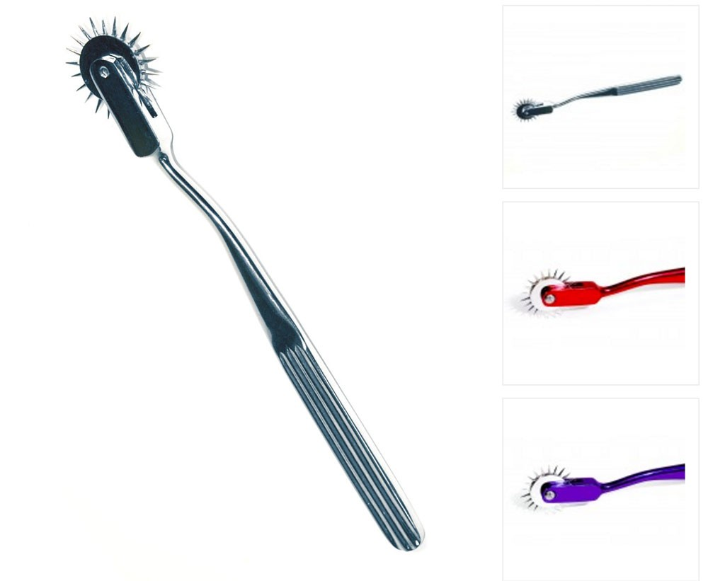 The Wartenberg pinwheel for BDSM and sensation play