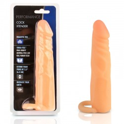 Blush 3in. Cock Xtender (Brown)