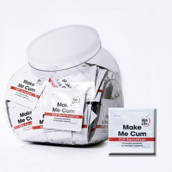 A&E Make Me Cum Clit Sensitizer 2.5ml Foil Pack 144Pcs/Tub