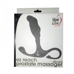 Adam & Eve EZ Reach Prostate Massager Black