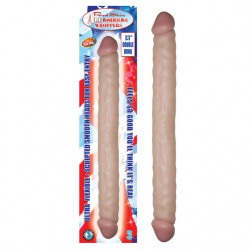 All American Whoppers 13in Double Dong