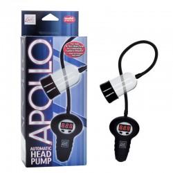 Apollo Automatic Head Pump - Clear