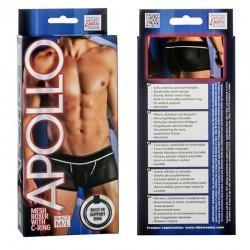 Apollo Mesh Boxer with C-Ring - Black M/L