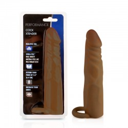 Blush Performance Cock Xtender 2.5in. (Brown)