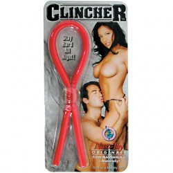 Clincher Cock Ring (Red)