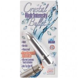 Crystal High Intensity Bullet - Silver