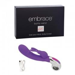 embrace bunny wand - Purple
