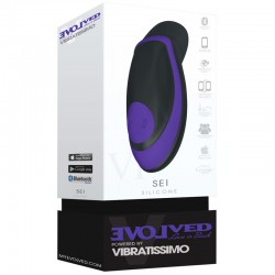 Evolved Vibratissimo Sei Purple/Black