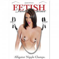 Fetish Fantasy Alligator Nipple Clamps