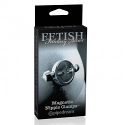 Fetish Fantasy Ltd. Ed. Magnetic Nipple Clamps