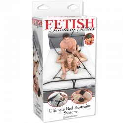 Fetish Fantasy Ultimate Bed Restraint System