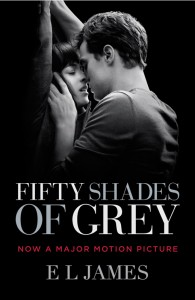 Fifty Shades of Grey Book Based on Movie