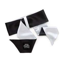 Fifty Shades Soft Limits Wrist Tie