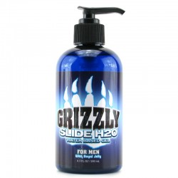 Grizzly Slide Water Based Gel Lubricant 9.5 fl oz