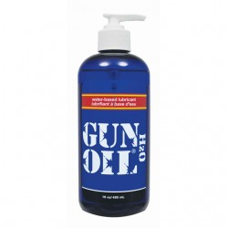 Gun Oil H2O 16oz Water Based Lubricant