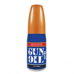 Gun Oil H2O 4oz Water Based Lubricant