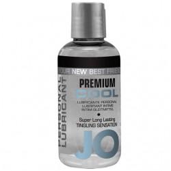 JO Premium Cool 1oz Silicone Lubricant