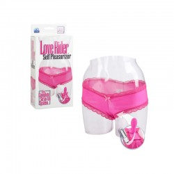 Love Rider Self Pleasurizer pink