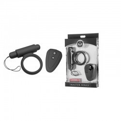 Masters 10 Mode Remote Control Cock Ring