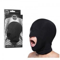 Masters Façade | Spandex Hood With Mouth Hole