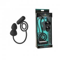 Masters Voyager II Vibrating C-Ring And Anal Stim