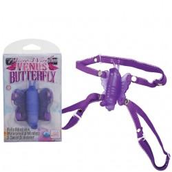 Micro-Wireless Venus Butterfly - Purple