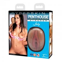 Penthouse Calendar Girl CyberSkin Stroker, July, Zoe Britton