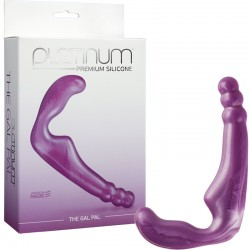 Platinum Premium Silicone - The Gal Pal Purple