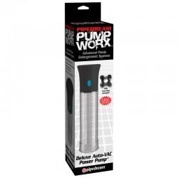 Pump Worx - Deluxe Auto-Vac Pump