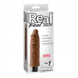 Real Feel Lifelike Toyz No. 1 Brown