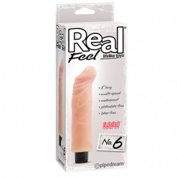 Real Feel Lifelike Toyz No. 6 Flesh