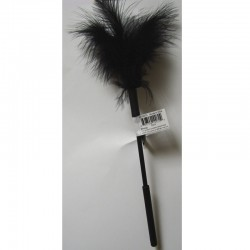 S&M Feather Tickler- Black