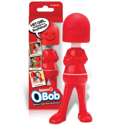 Screaming O OBOB Battery Operated Boyfriend (red)