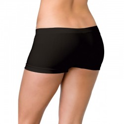 Seamless Boyshorts O/S Black