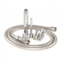 SI Shower Bidet Stainless Steel