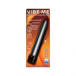Synergy Vibe Me Waterproof Multi Speed Vibe (Black)