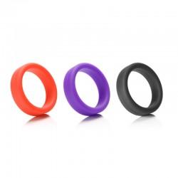 Tantus SuperSoft C-Ring - Purple