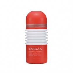 Tenga Disposable Rolling Head Stroker (Red)