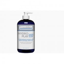 TitanMen - Hydro- Play Water Based Glide 32oz.