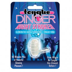 Tongue Dinger Night Stroker (Glow)