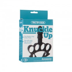 Vac-U-Lock - Knuckle Up Black