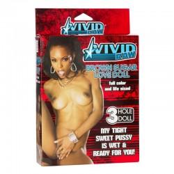 Vivid Raw Brown Sugar Love Doll