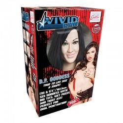 Vivid Raw D.P. Goddess - Kendall Karson