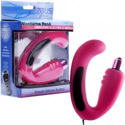 Zeus Nocturna Rosé Vibrating Electro G & P Seeker