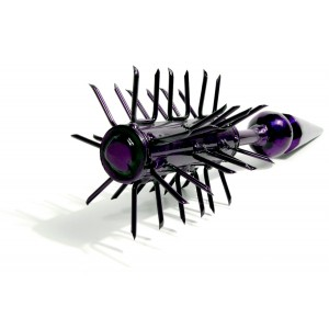 The Severe Pinwheel (Limited Edition Trans Purple)