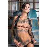 Sexandmetal.com nipple traps
