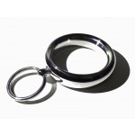 stainless steel slave cock ring - product detail image