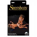 The Sportsheet Bondage Bedsheet (Queen)